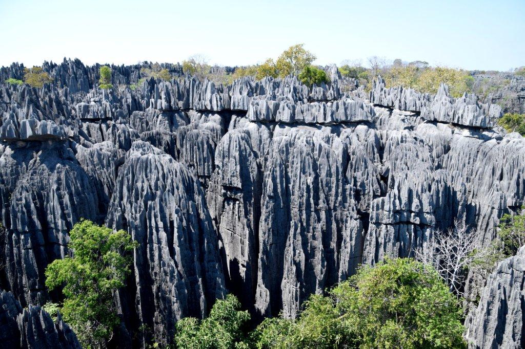 Tsingy Ausblick